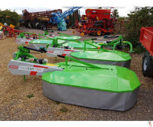 NEW TALEX TWIN DRUM Mower, 1.85 metre, 6ft, hyd fold, New Stock Now Arrived !