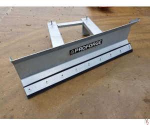 Forklift Snow Plough / Yard Scraper
