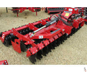 PROFORGE INVERTA 4.0 metre Short-Disc, Speed-Disc Harrow Cultivator, NEW,