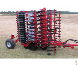 PROFORGE INVERTA 6.0 metre Short-Disc, Speed-Disc Harrow Cultivator, NEW,