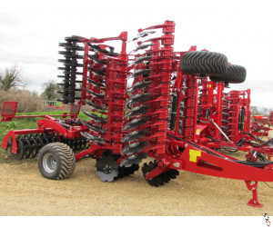 PROFORGE INVERTAMAX PRO 6 metre Heavy Short-Disc, Speed-Disc Harrow Cultivator, New, In stock