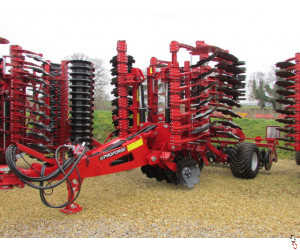 PROFORGE INVERTAMAX PRO 5 metre Heavy Short-Disc, Speed-Disc Harrow Cultivator, New, In  stock