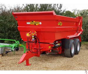 HERBST Dump Trailer 18 tonne Hi-Speed - New - Waiting For More Stock