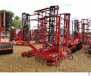 PROFORGE CULTILLA 6 metre Seedbed Cultivator, New, Folding, Mounted, Be Quick! Only 3 left for 2021 Season