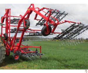Proforge Activator 12 metre Weeder/harrow, New,