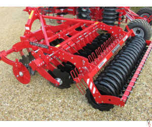 PROFORGE INVERTAMAX 3 metre Mounted Heavy Short-Disc Speed-Disc  Harrow Cultivator, New,