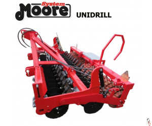MOORE UNIDRILL 3 metre Direct Drill, New, 32 row Base Unit Only, The Original and still the Best