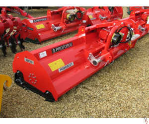 PROFORGE POWERCUT 300 Perugini Heavy Duty Flail Mower, 3.0 metre, New,