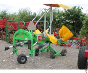 NEW TALEX 360 Single Rotor Rake, 3.6 metre,