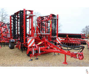 PROFORGE PACTILLA 6 metre Trailed Intensive Seedbed Cultivator, New,