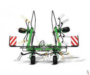 NEW TALEX TORNADO 5.5 metre 4 Rotor Tedder - More Stock Arrived!