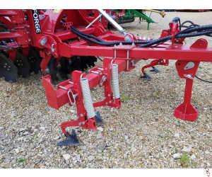 PROFORGE Wheel Eradicator Bar for Trailed Inverta, New