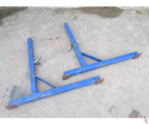 Seed Drill Parking Stands