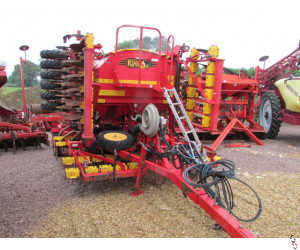 VADERSTAD RAPID 600F System Disc 6 metre seed drill