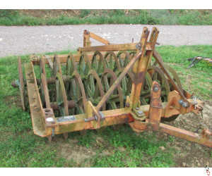 KVERNELAND 1.8 metre Furrow Press