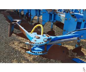 Lemken Press Arm off Europal 8 Plough, 2011