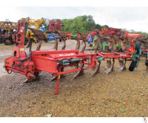 KVERNELAND LO85/300 Plough, 6 furrow, On Land/In Furrow,