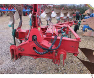 KVERNELAND LO85/300 Plough, On land In Furrow, 6 furrow, (5 + 1)