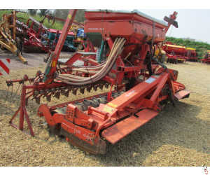 KUHN ACCORD 4 metre Combination