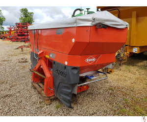 KUHN AXIS 40.1W, Twin disc Fertiliser spreader, 2010