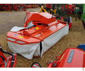 KUHN FC280 Front Mounted Mower Conditioner, 2016