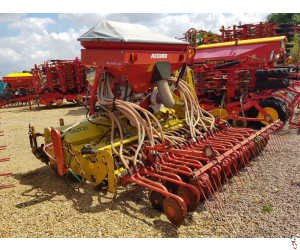 DUTZI ACCORD 3 metre One-Pass Direct Drill Combination CX Disc Coulter