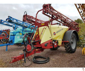 HARDI NAVIGATOR 20 metre Trailed Sprayer, 2011, 3000 litre
