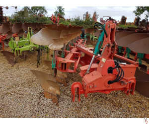 KVERNELAND LO85-300 Plough, 7 furrow, 6 + 1, On Land In Furrow, Hyd Variwidth