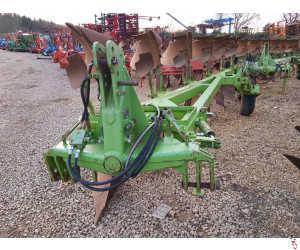 DOWDESWELL DP7E Plough 6 furrow (5+1) 1998, DD Bodies