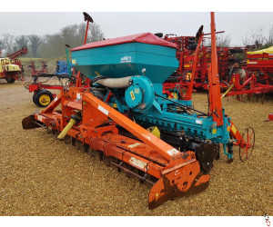 MASCHIO SULKY 4 metre Seed Drill Combination