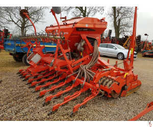 KUHN KUHN 4 metre Seed Drill Combination 2009