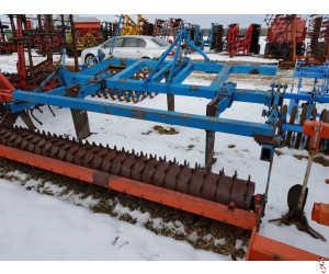 RANSOME C96 Subsoiler, 3 metre 3 Leg Subsoiler with Packer