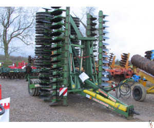 AMAZONE CATROS 7.5 metre Short Disc Cultivator