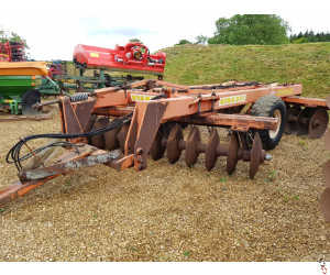 PARMITER UTAH 350 Heavy Offset disc harrow, 3.6 metre (12ft)