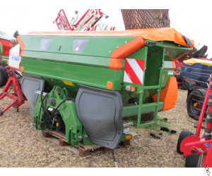 AMAZONE ZAM PROFIS HYDRO, 2013, Weigh Cell Twin Disc Fertiliser spreader