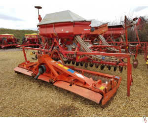 KUHN ACCORD 4 metre Combination Disc Coulter