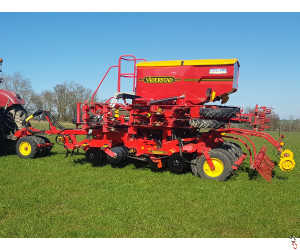 VADERSTAD RAPID A400s System Disc, 2011, 1717 hectares c/w interactive depth control