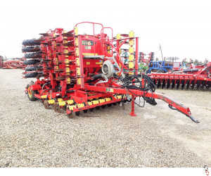 VADERSTAD RAPID A600s 6 meter System Disc, 3 row Drill Coulters
