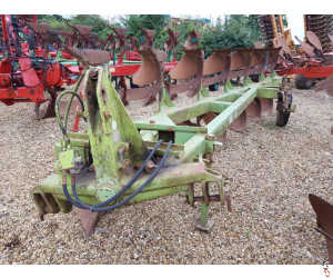 "DOWDESWELL DP7F Plough, 7 furrow (6+1) 14"" UCN"