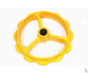 """Bison Cambridge Roll ring 480mm/19"""" to suit Vaderstad Rollex/Rexius Rolls OEM: 301002"""