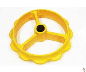 """Bison Cambridge Roll Ring 550mm (22"""") suit Vaderstad Heavy Duty OEM:101080 to fit Rollex/Rexius"""
