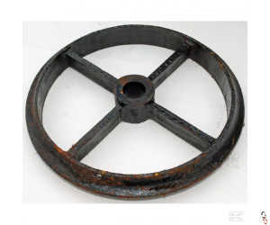 """Cambridge Roll Ring 610mm (24"""") with 61mm Hole to suit Simba, NRH, Proforge"""