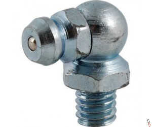 Grease Nipple M6x1 90 Degrees