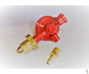 Portek Gas Regulator OEM:031/54