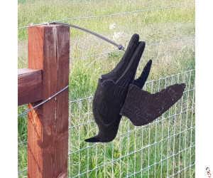 Portek Hanging Crow Visual Bird Scarer