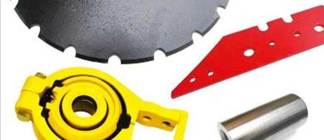 Parts for farm machinery & equipment