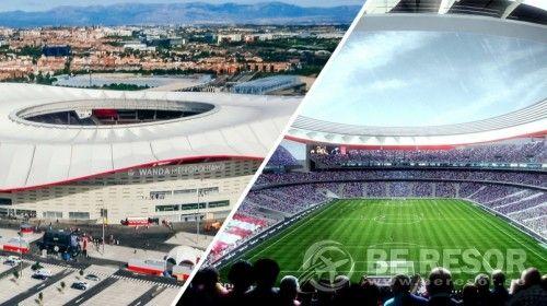 Bild på Atletico Madrid - Getafe