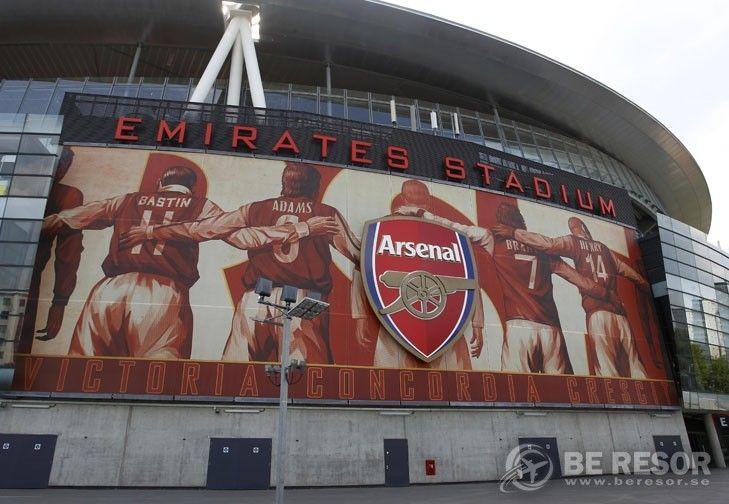 Fakta om Emirates Stadium