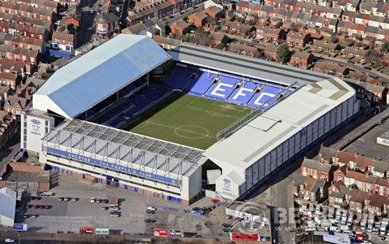 Fotbollsresor till Everton