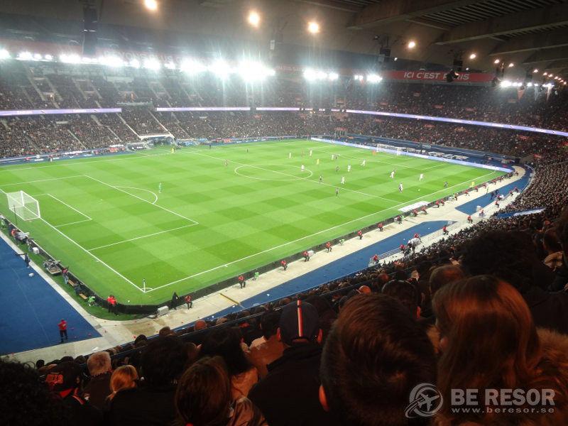 Fotbollsresa till Ligue 1